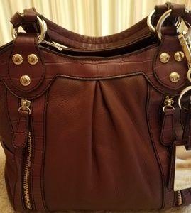 NWOT Beautiful Leather Handbag
